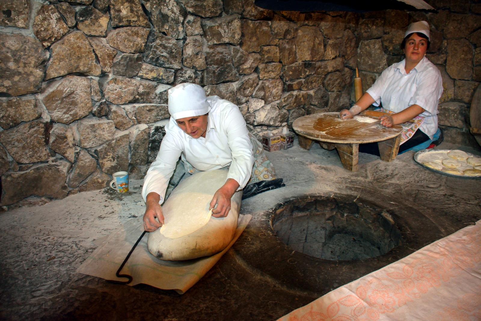 Lavash pain traditionnel arm nien voyage en arm nie - Decongeler au four traditionnel ...