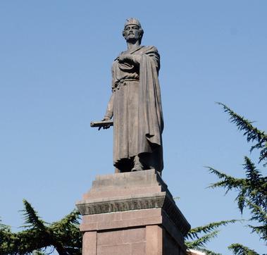Chota roustav li ecrivain g orgien voyage en g orgie for Statut ecrivain
